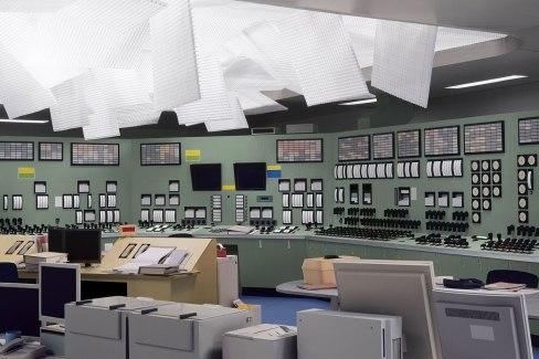 """Control Room"" 2011"