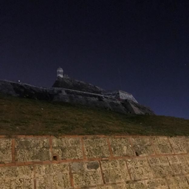 Castillo San Felipe de Barajas
